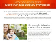 Home Security Benefits